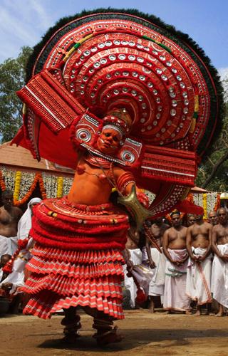 Theyyam Calendar