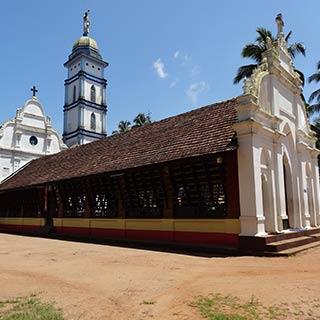 Palayur Church Festival
