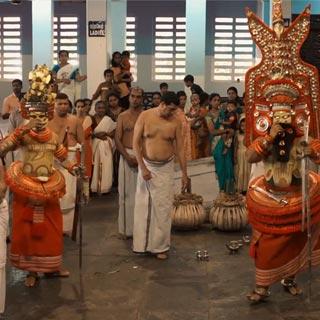 পরসসিনিকাদবু, শ্রী মুতাপ্পান মন্দির উৎসব