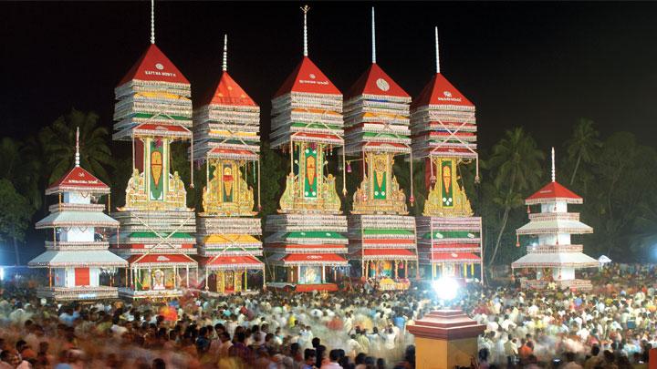 Image result for chettikulangara kumbha bharani 2018