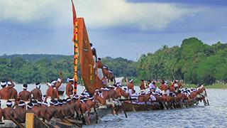 Des courses de bateaux