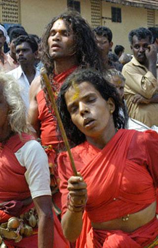 Kodungalloor Kavutheendal and Bharani