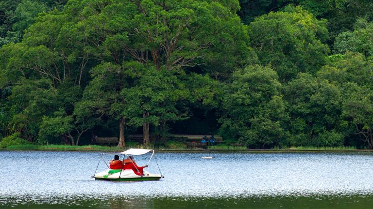 Pookkot lake