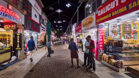 S. M. Street in Kozhikode