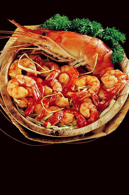 Kerala Seafood Delicacy