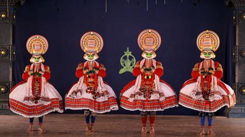 Gandhi Seva Sadan Kathakali and Classic Arts Academy