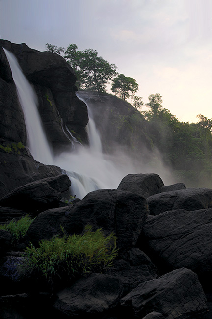 The Magnificent Athirapally Waterfalls