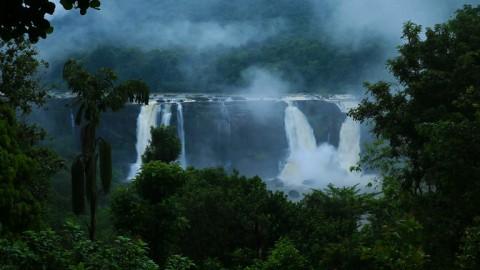 Athirappally and Vazhachal Waterfalls