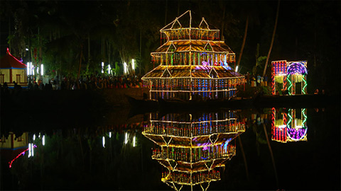 Vibrant Festivals of Kerala