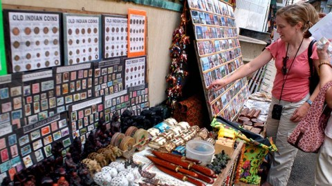 Antique Sellers of Jew Street in Kochi