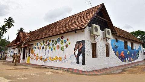 Kerala Biodiversity Museum, Thiruvananthapuram