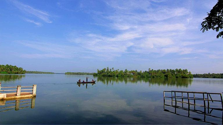 Boating @ Kavvayi