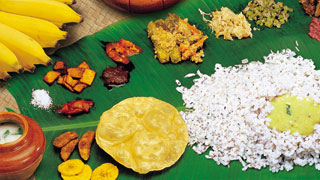 How to experience the recipes of Kerala