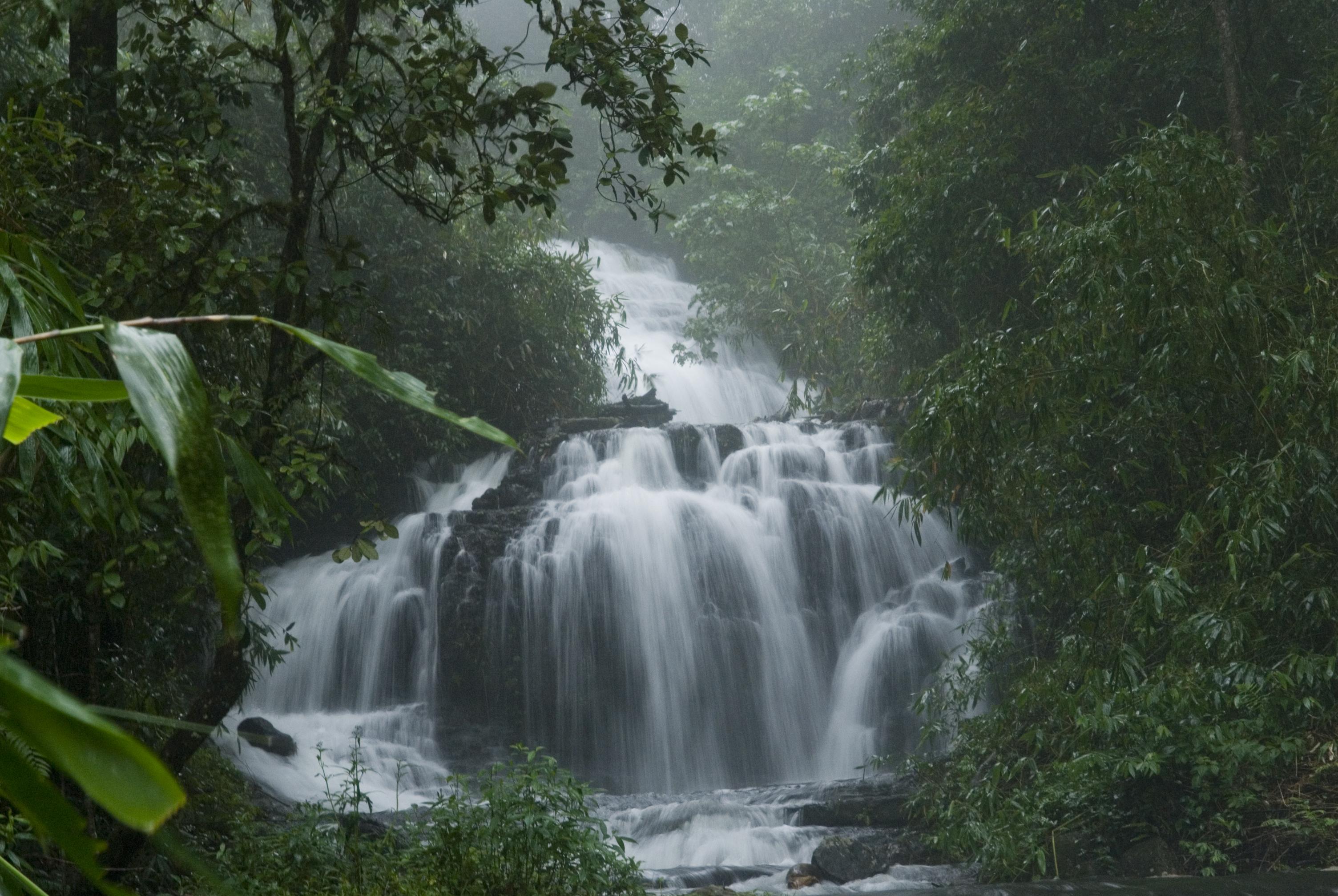 Waterfalls Kerala Tourism