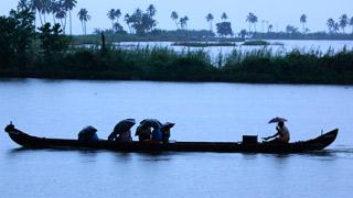 Backwaters d'Alappuzha 12