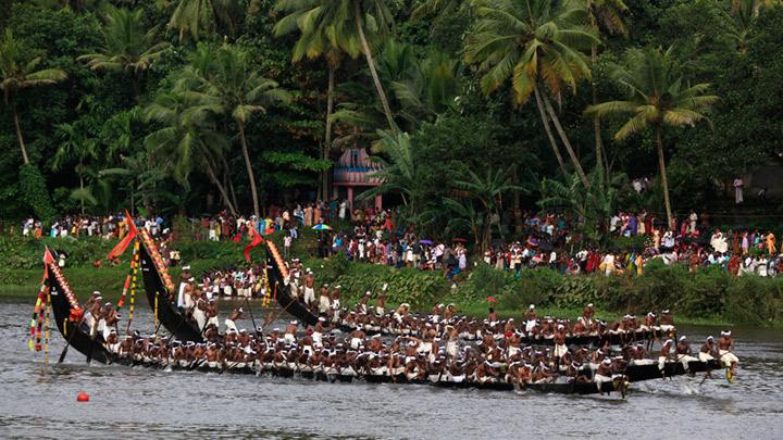 आरन्मुला नौका दौड़ 3