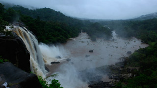 Athirapally Waterfalls - 1