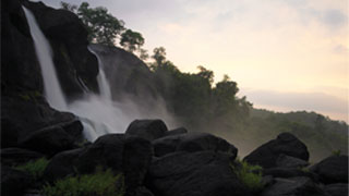 Athirapally Waterfalls, Thrissur