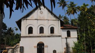 Synagogue Chendamangalam