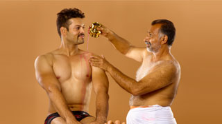 Dhanyamladhara - Ayurveda Therapy