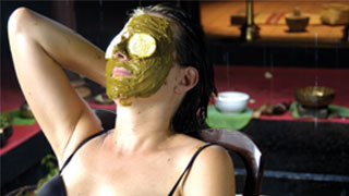 Face care in Ayurveda