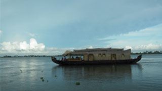Houseboat in Alappuzha