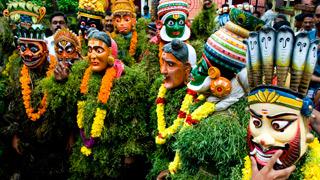 Kummattkkali - Folk art