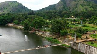 Barrage de Malampuzha