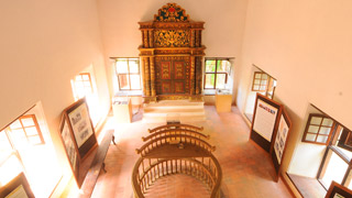 Synagogue at Chennamangalam