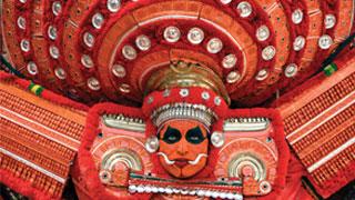Theyyam - Ritual art