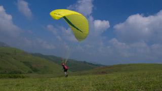 Wagamon, Paragliding - 1