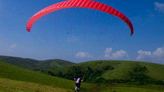 Wagamon, Paragliding - 2