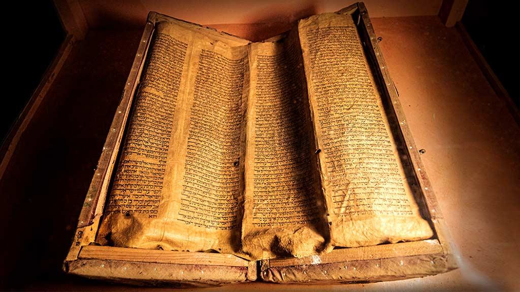 Torah at Hill Palace Museum