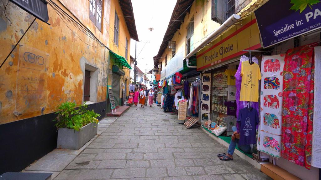 Jew Town, Kochi