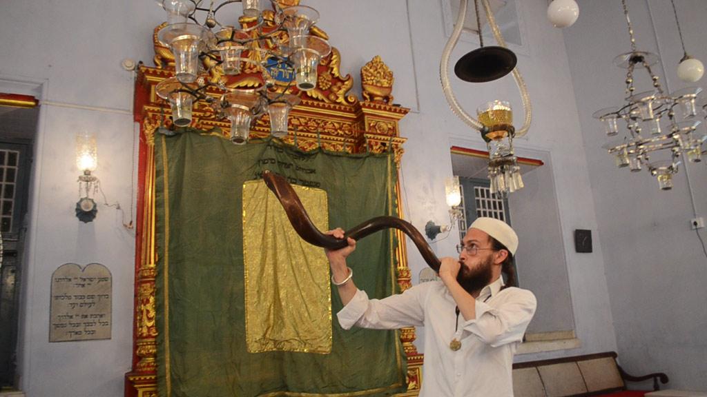 Shofar Music Instrument