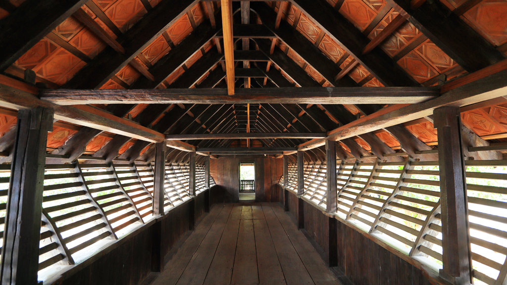 Interior Architecture of Paravur Synagogue