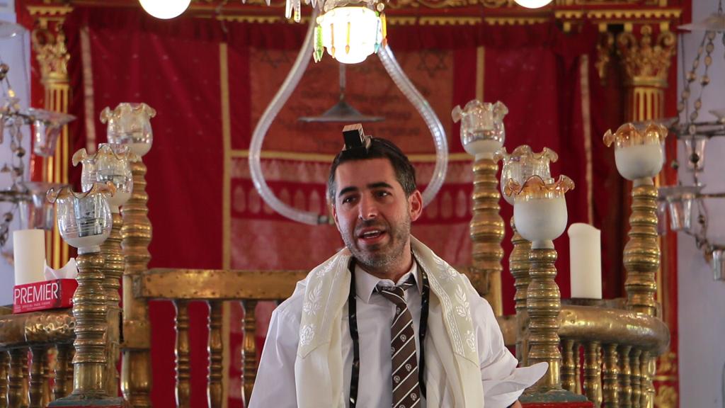 Jewish Priest