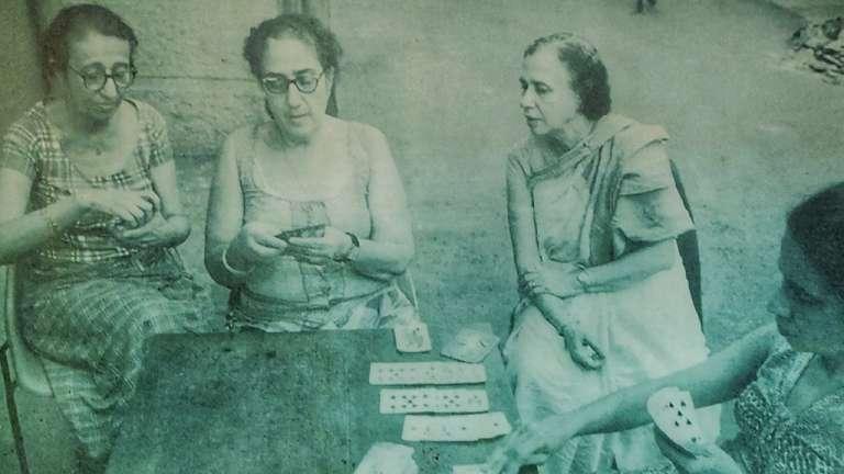 File photo of life of Jews in Kerala