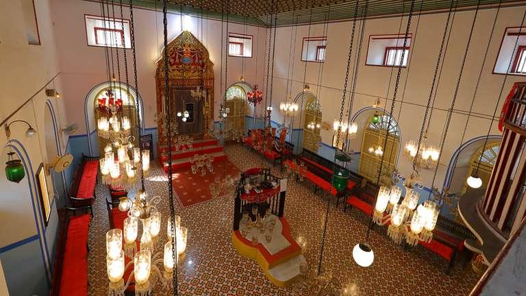 Kadavumbhagam Mattancherry Synagogue