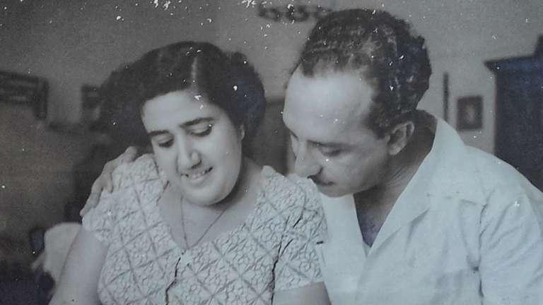 File photo of a Jewish Couple