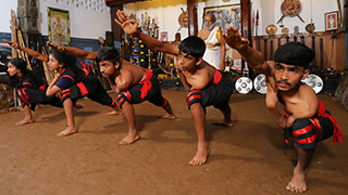 Kalari Training Steps