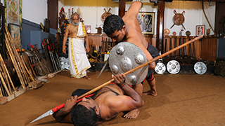 Mara Pidicha Kuntham Fight
