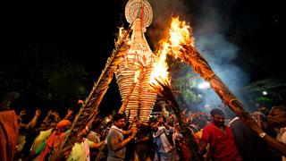 Vibrant Festivals of Kerala