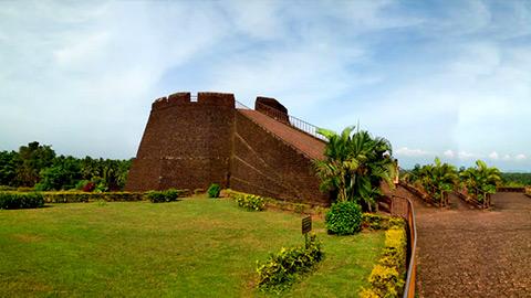 قلعة بيكال في كاساراغود