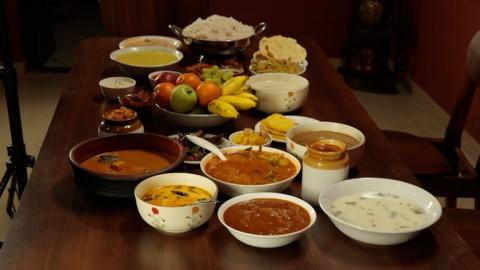 L'alimentation du Kerala