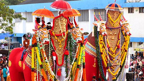 पारंपरिक त्योहार