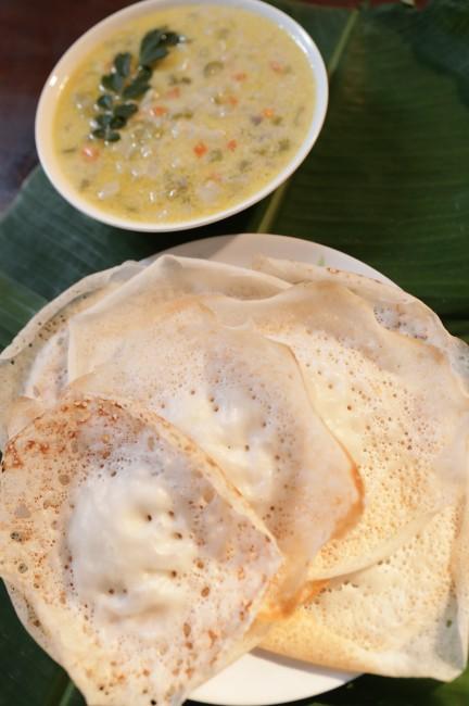 Рецепты завтрака из Кералы