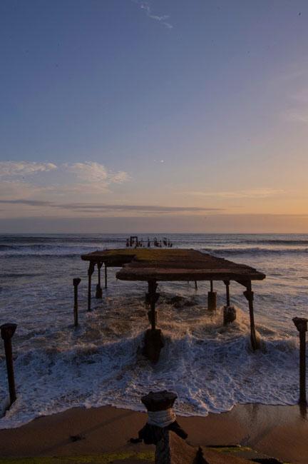 Пляж Кожикоде