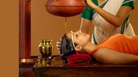 Terapia de Rejuvenecimiento en Ayurveda