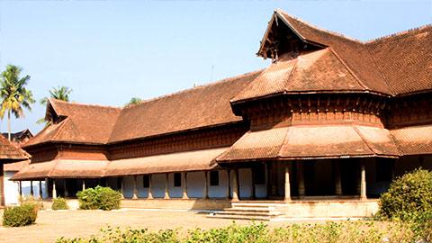 Palacio Kuthiramalika